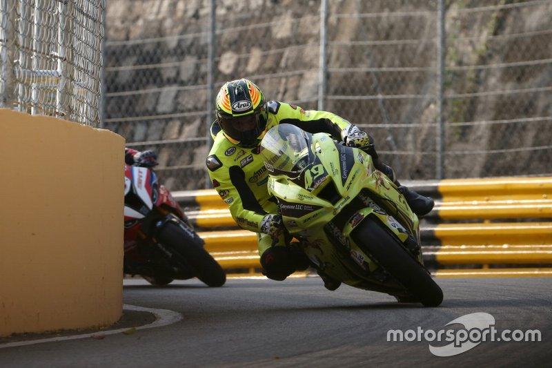 Raul Martinez, Torras Racing Team KAWASAKI ZX10-RR