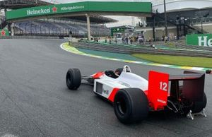 The McLaren MP4/4