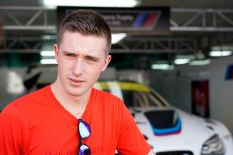 #91 FIST - Team AAI BMW M6 GT3: Joel Eriksson