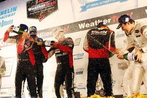 1. #31 Action Express Racing Cadillac DPi: Felipe Nasr, Eric Curran, Pipo Derani