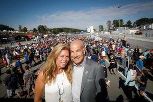 Scott Atherton and wife Nancy