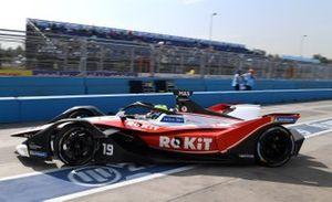 Felipe Massa, Venturi, EQ Silver Arrow 01 exits the pit lane