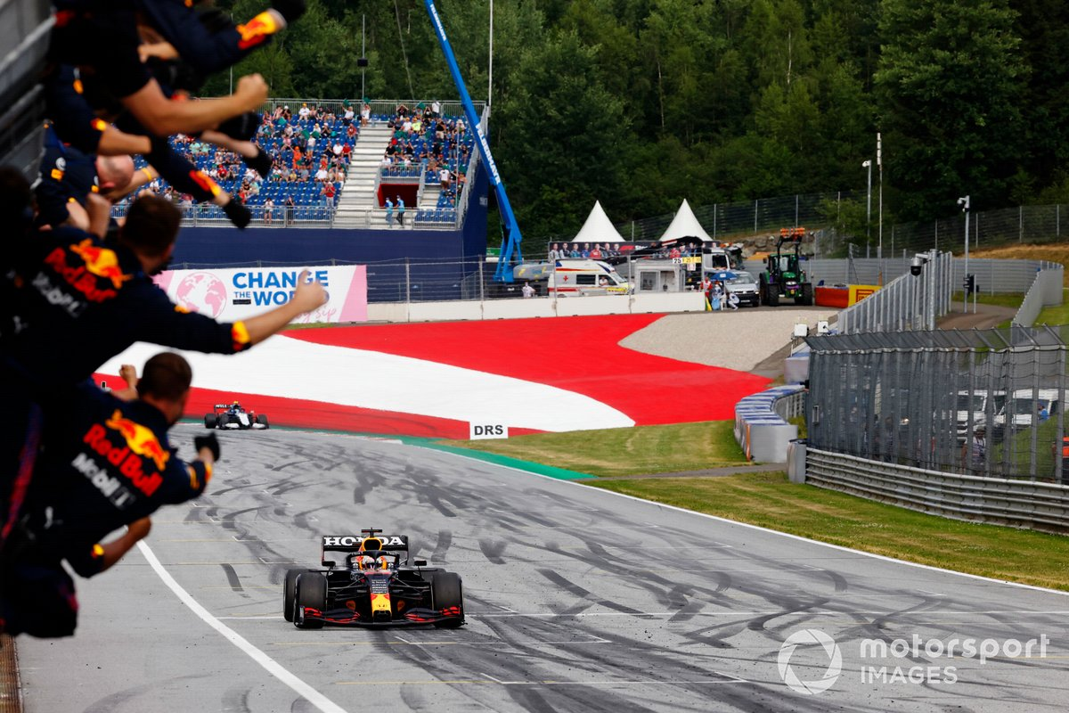 2021 (GP de Estiria): Max Verstappen, Red Bull Racing
