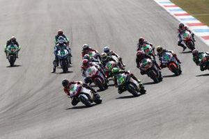 Start zum MotoE-Rennen in Assen 2021