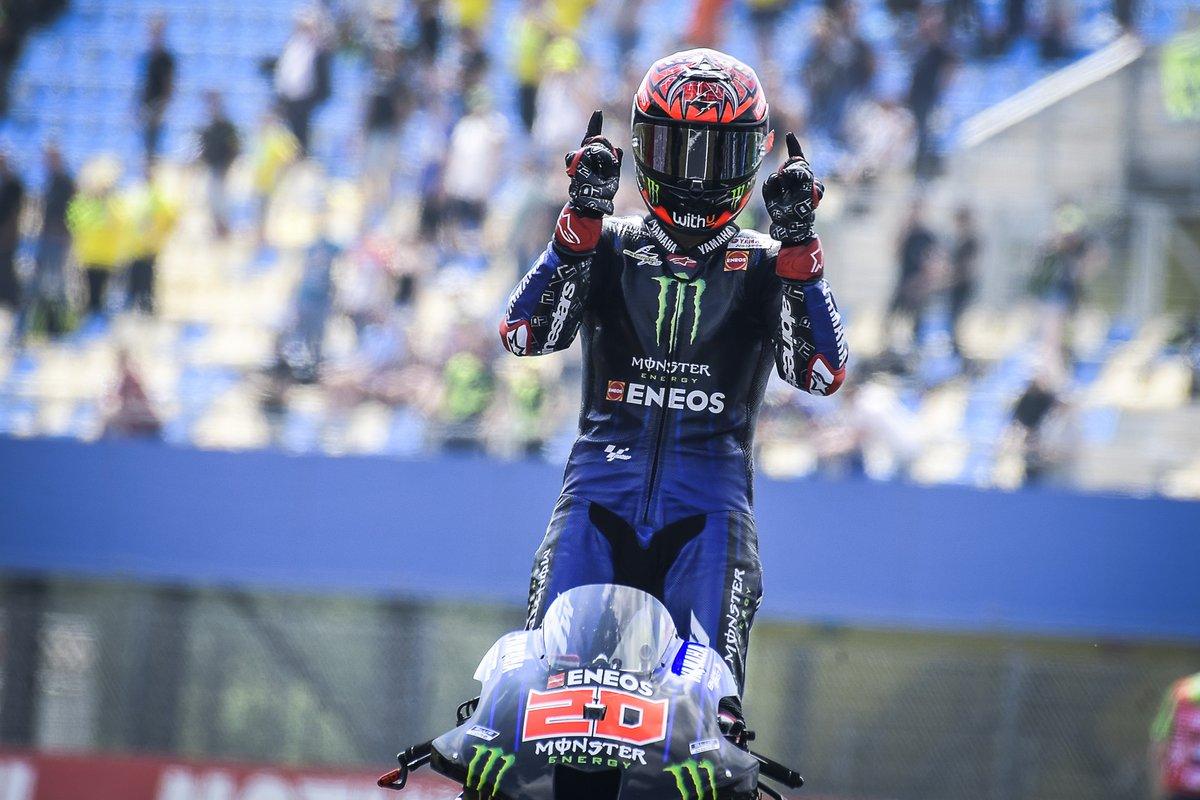 Gran Premio de Holanda: Fabio Quartararo, Yamaha Factory Racing