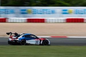 #55 BMW M4 GT3: Jens Klingmann, Sheldon Van Der Linde