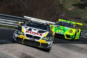 #99 ROWE Racing BMW M6 GT3: Nick Catsburg, John Edwards, Nick Yelloly