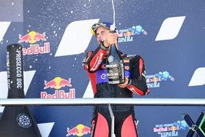 Jordi Torres, Pons Racing 40, 3ᵉ, sur le podium