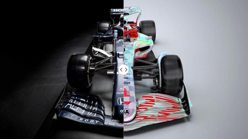 Confronto: 2021 F1 vs. 2022 F1