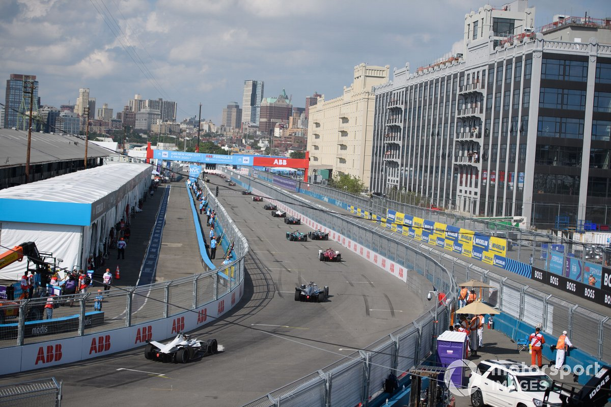 Sergio Sette Camara, Dragon Penske Autosport, Penske EV-5, Stoffel Vandoorne, Mercedes Benz EQ, EQ Silver Arrow 02, Edoardo Mortara, Venturi Racing, Silver Arrow 02