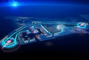 Yas Marina circuit new layout