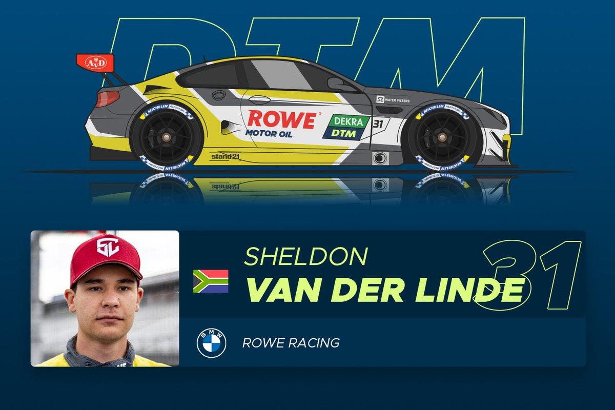 #31 Sheldon van der Linde (22) - Ranking: ********* (9 Sterne)