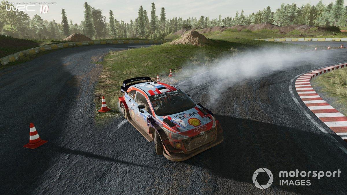Screenshot WRC 10