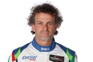 #47 Cetilar Racing Dallara LMP2: Roberto Lacorte