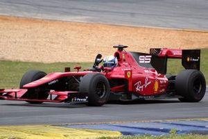 Jerome Mee, 2016 Dallara GP2/11 4000