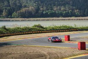 #3 Easy Race, Ferrari 488 GT3 Evo: Fabrizio Crestani, Luca Filippi, Matteo Greco