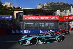Mitch Evans, Jaguar Racing, Jaguar I-TYPE 5, Oliver Rowland, Nissan e.dams, Nissan IMO2