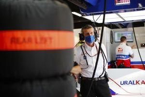 Guenther Steiner, team principal de Haas F1