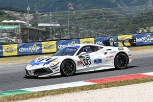 #333 SR&R Scuderia Ravetto & Ruberti, Ferrari 488 Challenge Evo: Luca Demarchi, Nicholas Risitano, Edoardo Barbolini