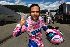 Pole sitter Dylan Pereira, BWT Lechner Racing