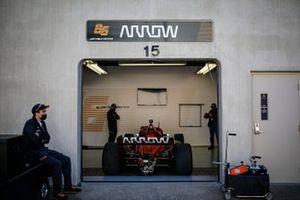 Juan Pablo Montoya, Arrow McLaren SP Chevrolet garage