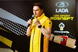 Владислав Незванкин, LADA Sport ROSNEFT