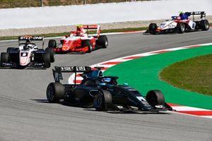 Matteo Nannini, HWA Racelab, Juan Manuel Correa, ART Grand Prix, Arthur Leclerc, Prema Racing