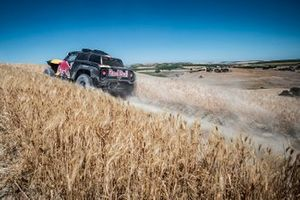 #207 X-Raid Team Mini John Cooper Works Rally: Mattias Ekstrom, Emil Bergkvist