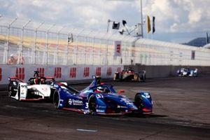 Nick Cassidy, Envision Virgin Racing, Audi e-tron FE07, Pascal Wehrlein, Tag Heuer Porsche, Porsche 99X Electric