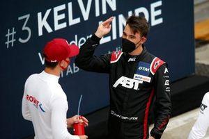 Sheldon van der Linde, ROWE Racing, Kelvin van der Linde, Abt Sportsline
