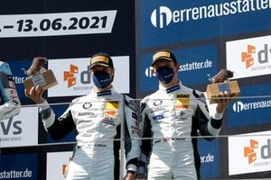 Podio: #10 Schubert Motorsport BMW M6 GT3: Nick Yelloly, Jesse Krohn