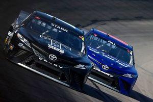 David Starr, MBM Motorsports, Toyota Camry, Timmy Hill, MBM Motorsports. Toyota Camry