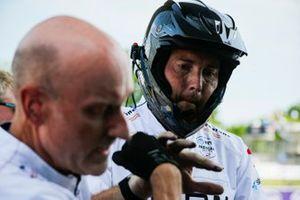 Patricio O'Ward, Arrow McLaren SP Chevrolet gana el premio de la pole del NTT P1