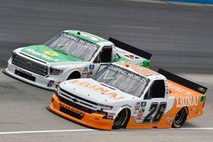 Tyler Ankrum, GMS Racing, Chevrolet Silverado LiUNA!, Drew Dollar, Kyle Busch Motorsports, Toyota Tundra Sunbelt Rentals