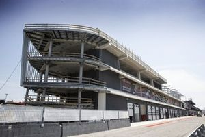 New garages, offices