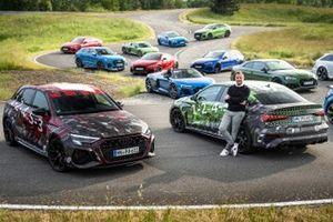 Nuova Audi RS 3