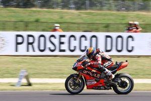 Essai de départ pour Michael Ruben Rinaldi, Aruba.It Racing - Ducati