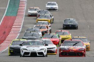 Toyota GR Supra Pace Car, Kyle Busch, Joe Gibbs Racing, Toyota Supra Skittles Gummies