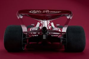 Alfa Romeo Racing 2022 F1 car