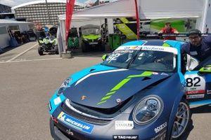 Andreas Corradina, Huber Racing