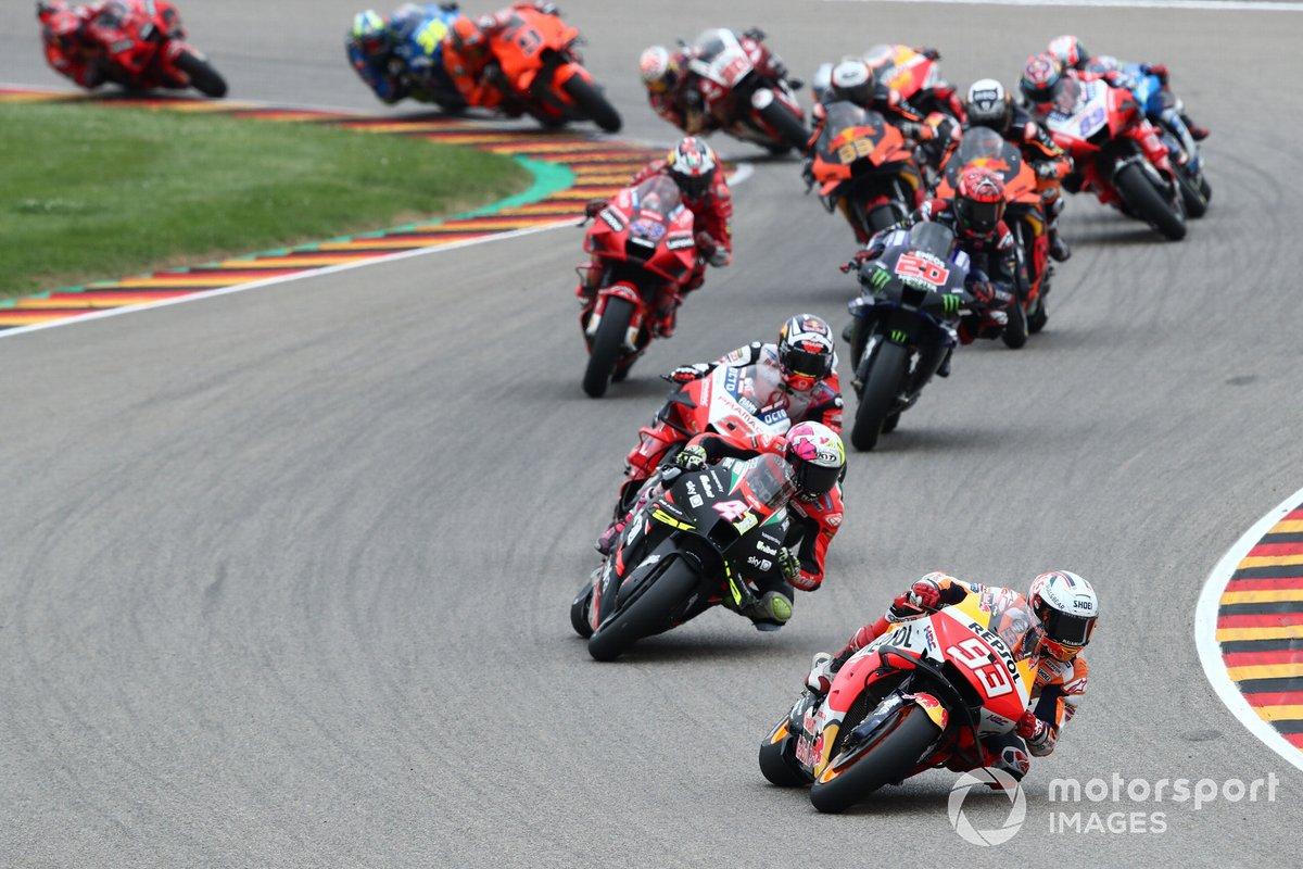 Marc Márquez, Repsol Honda Team MotoGP