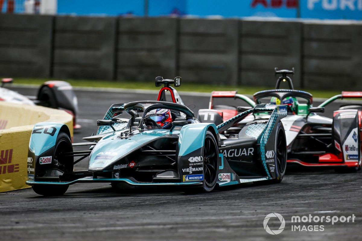 Mitch Evans, Jaguar Racing, Jaguar I-TYPE 5, Lucas Di Grassi, Audi Sport ABT Schaeffler, Audi e-tron FE07