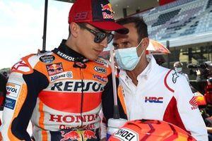 Marc Marquez, Repsol Honda Team, Albberto Puig