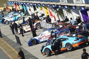 Porsche Cup em Curitiba