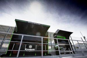 Orelac Racing Verdnatura pitlane stations