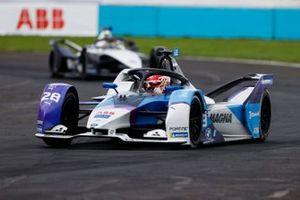 Maximilian Guenther, BMW I Andretti Motorsports, BMW iFE.21, Stoffel Vandoorne, Mercedes Benz EQ, EQ Silver Arrow 02
