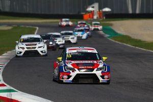 RIccardo Ruberti, Giuseppe Montalbano, BF Motorsport, Cupra TCR