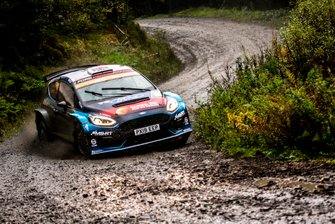Gus Greensmith, Elliot Edmondson, M-Sport Ford WRT Ford Fiesta R5