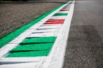 Randsteine in Monza