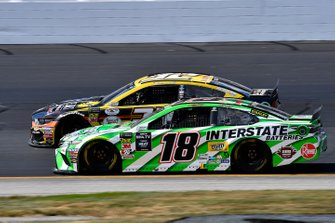 Kyle Busch, Joe Gibbs Racing, Toyota Camry M&M's Interstate Batteries